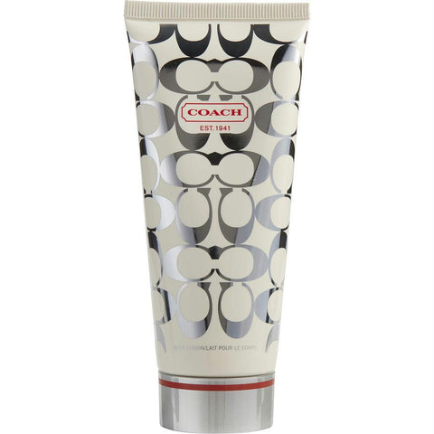 Coach Signature By Coach Body Lotion 3.4 Oz