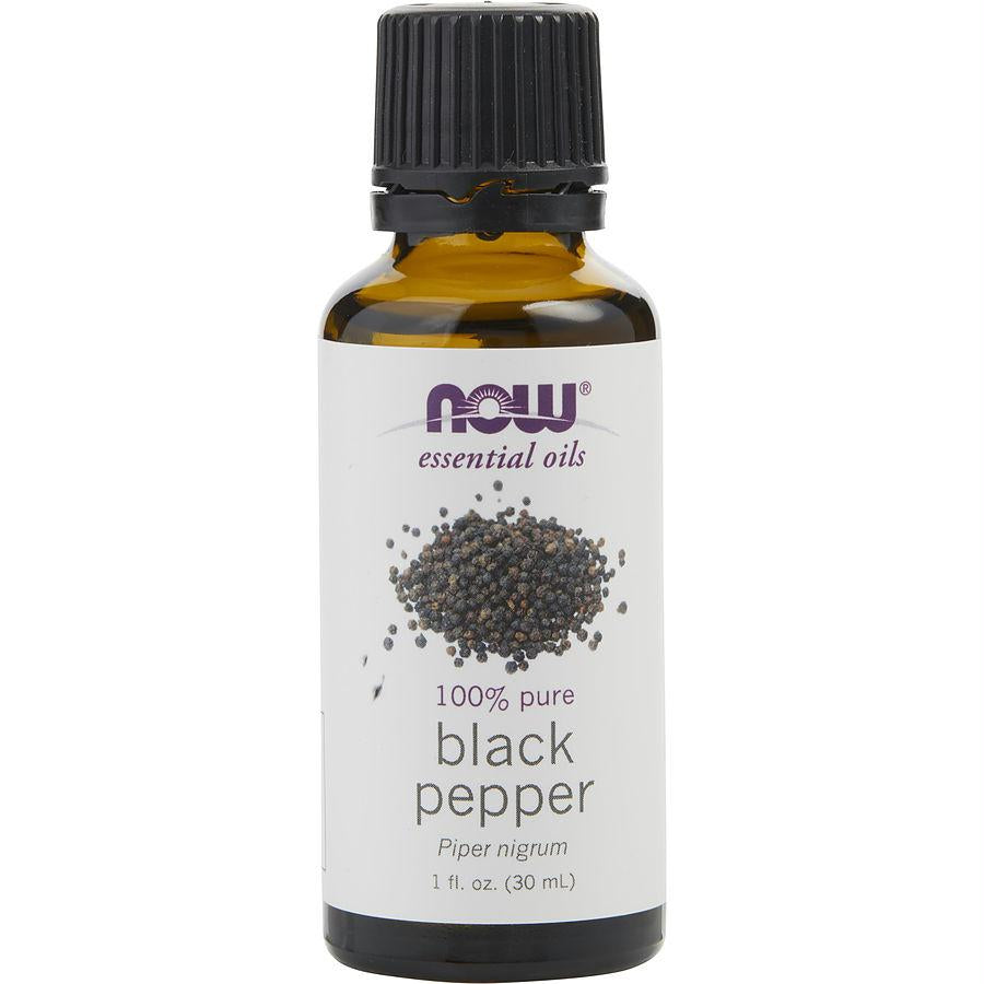 Essential Oils Now Black Pepper Oil 1 Oz By Now Essential Oils