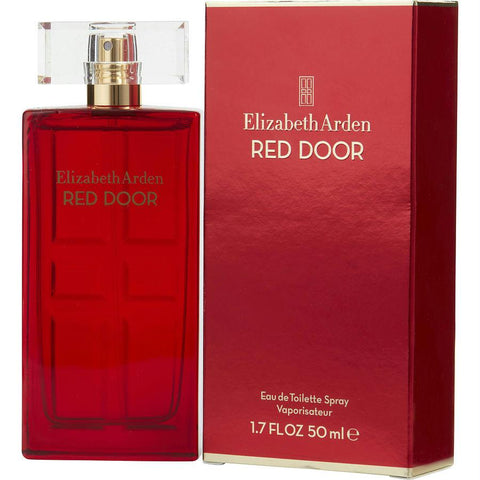 Red Door By Elizabeth Arden Edt Spray 1.7 Oz (new Packaging)