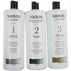Set-3 Piece Maintenance Kit System 4 With Cleanser 10.1 Oz & Scalp Therapy 10.1 Oz & Scalp Treatment 3.38 Oz