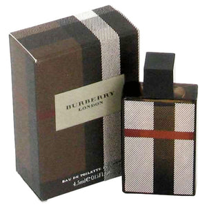 Burberry London (New) by Burberry Mini EDT .15 oz for Men