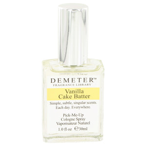 Vanilla Cake Batter by Demeter Cologne Spray 1 oz for Women