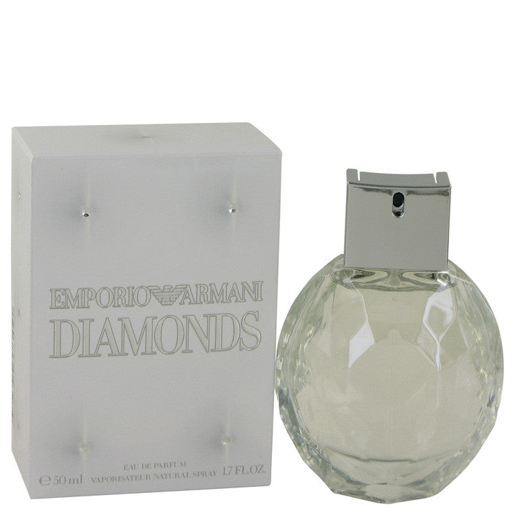 Emporio Armani Diamonds by Giorgio Armani Eau De Parfum Spray 1.7 oz for Women