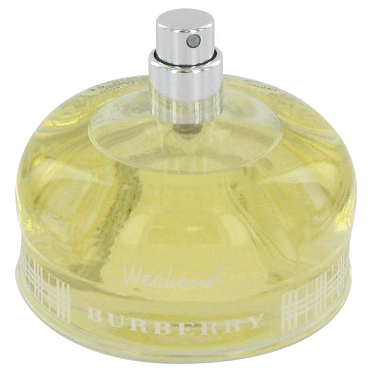 WEEKEND by Burberry Eau De Parfum Spray (Tester) 3.4 oz for Women