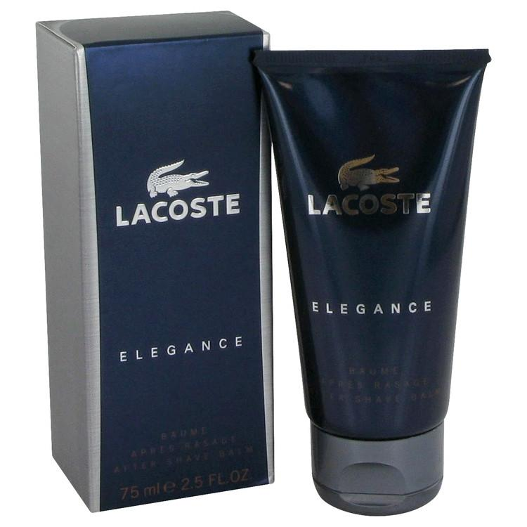 Lacoste Elegance by Lacoste After Shave Balm 2.5 oz for Men