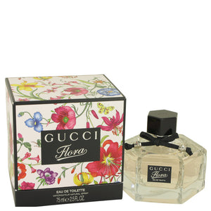Flora by Gucci Eau De Toilette Spray 2.5 oz for Women