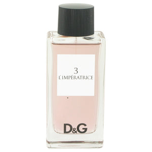 L'Imperatrice 3 by Dolce & Gabbana Eau De Toilette Spray (Tester) 3.3 oz for Women
