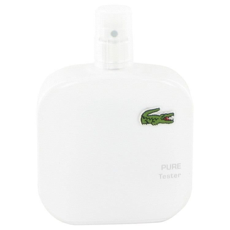Lacoste Eau De Lacoste L.12.12 Blanc by Lacoste Eau De Toilette Spray (Tester) 3.3 oz for Men