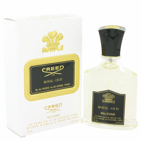 Royal Oud by Creed Millesime Spray 2.5 oz for Women