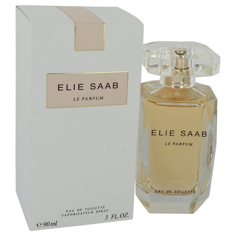 Le Parfum Elie Saab by Elie Saab Eau De Toilette Spray 3 oz for Women