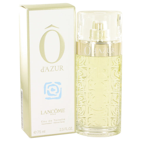 O d'Azur by Lancome Eau De Toilette Spray 2.5 oz for Women