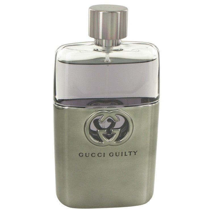 Gucci Guilty by Gucci Eau De Toilette Spray (Tester) 3 oz for Men