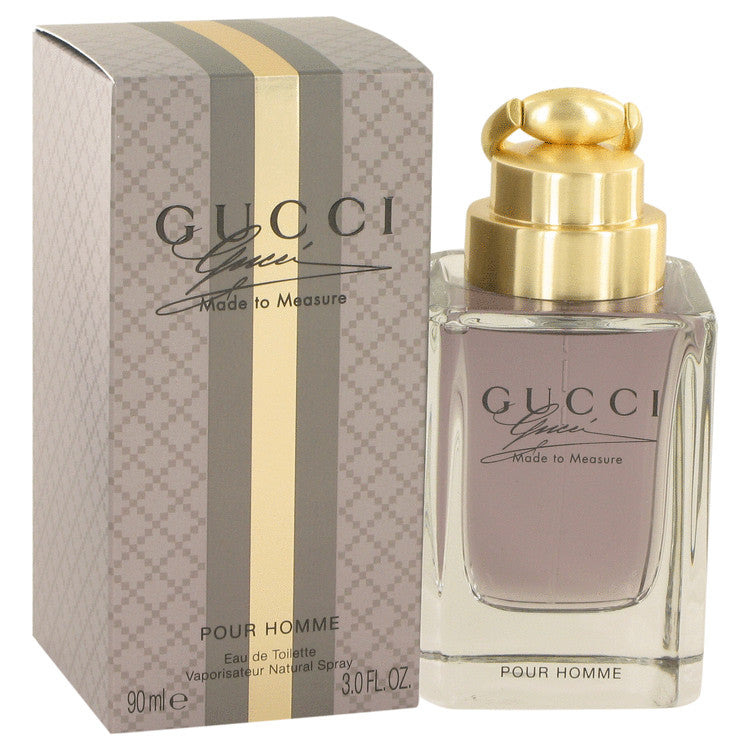 Gucci Made to Measure by Gucci Eau De Toilette Spray 3 oz for Men