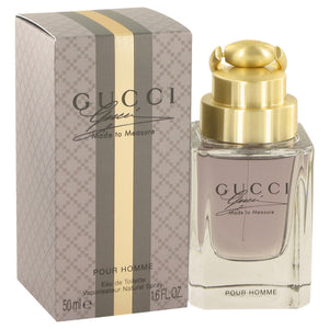 Gucci Made to Measure by Gucci Eau De Toilette Spray 1.6 oz for Men