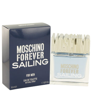 Moschino Forever Sailing by Moschino Eau De Toilette Spray 1.7 oz for Men