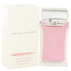 David Yurman Delicate Essence by David Yurman Eau De Toilette Spray 3.4 oz for Women