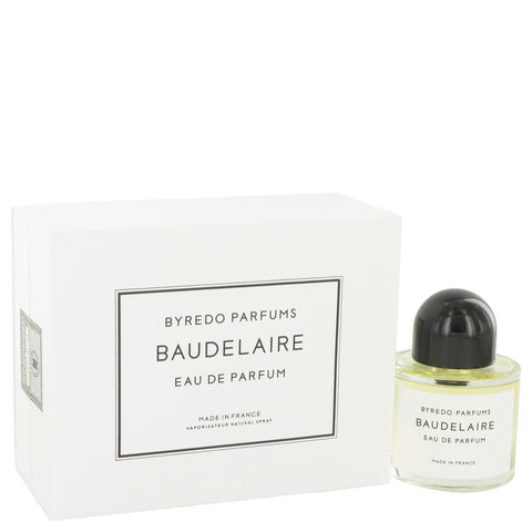 Byredo Baudelaire by Byredo Eau De Parfum Spray (Unisex) 3.4 oz for Men