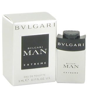 Bvlgari Man Extreme by Bvlgari Mini EDT .17 oz for Men