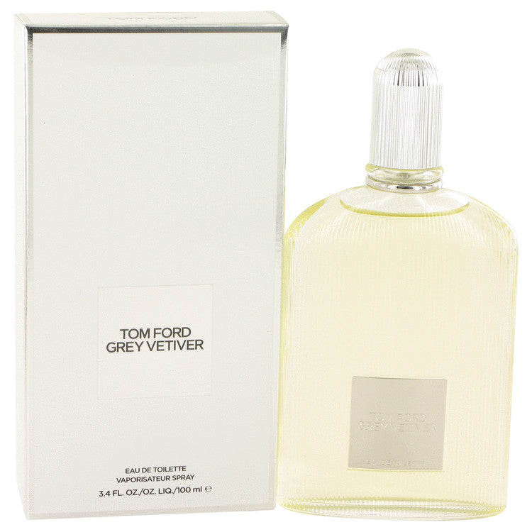Tom Ford Grey Vetiver by Tom Ford Eau De Toilette Spray 3.4 oz for Men