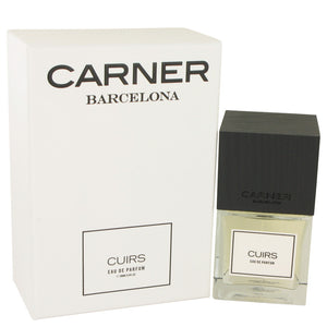 Cuirs by Carner Barcelona Eau De Parfum Spray 3.4 oz for Women