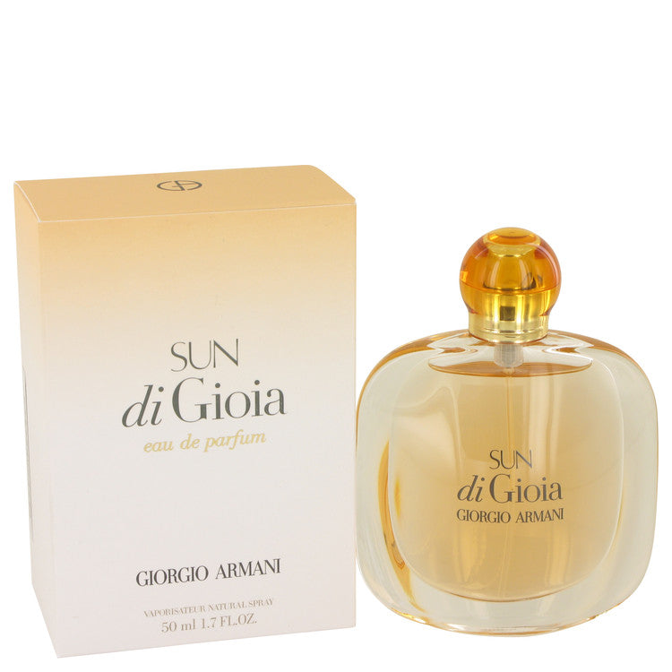 Sun Di Gioia by Giorgio Armani Eau De Parfum Spray 1.7 oz for Women