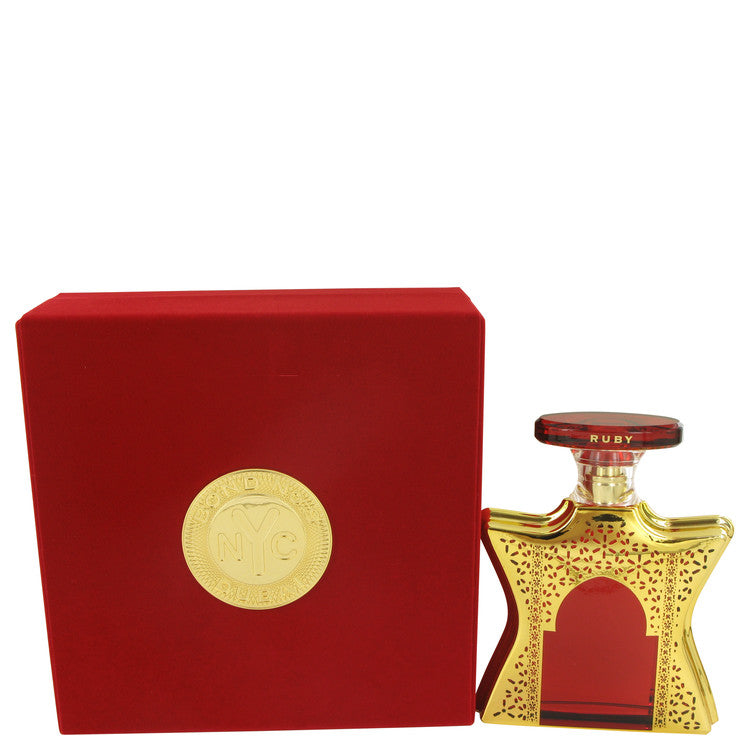 Bond No. 9 Dubai Ruby by Bond No. 9 Eau De Parfum Spray 3.3 oz for Women