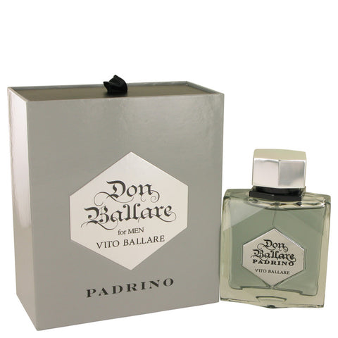 Don Ballare Padrino by Vito Ballare Eau De Toilette Spray 3.3 oz for Men