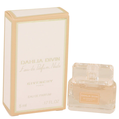 Dahlia Divin Nude by Givenchy Mini EDP .17 oz for Women