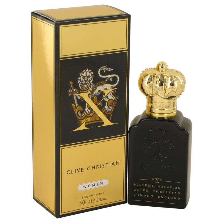Clive Christian X by Clive Christian Pure Parfum Spray 1 oz for Women