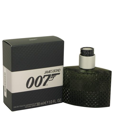 007 by James Bond Eau De Toilette Spray 1 oz for Men