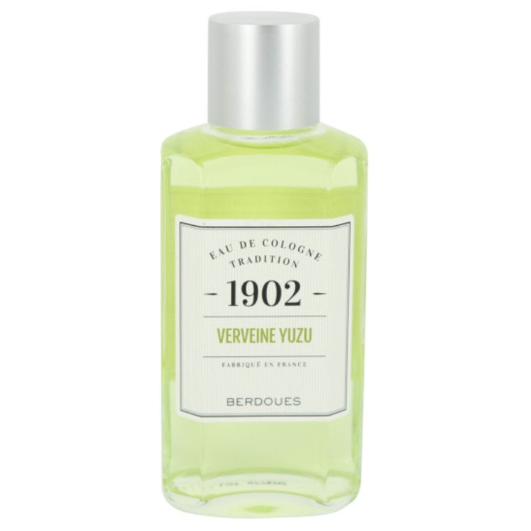 1902 Verveine Yuzu by Berdoues Eau De Cologne Spray 4.2 oz for Men