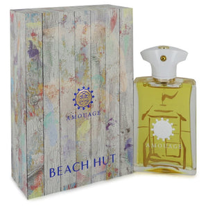 Amouage Beach Hut by Amouage Eau De Parfum Spray 3.4 oz for Men