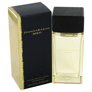 Donna Karan Gold by Donna Karan Eau De Parfum Spray (Tester) 3.4 oz for Women