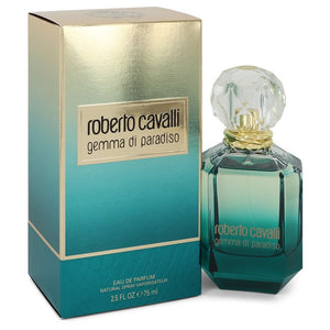 Roberto Cavalli Gemma Di Paradiso by Roberto Cavalli Eau De Parfum Spray 2.5 oz for Women