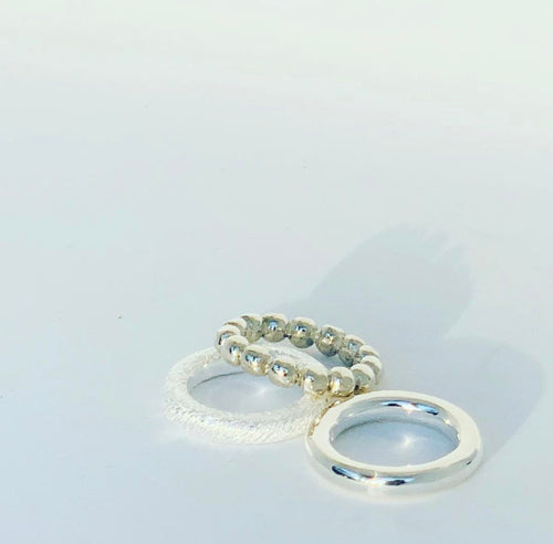 Mother Stacker Ring Set