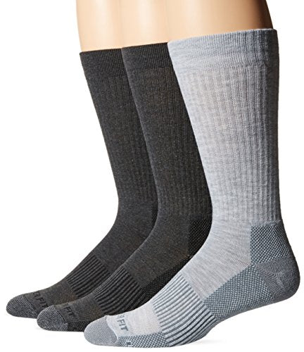 Copper Fit Men's 3pk Crew Length Socks