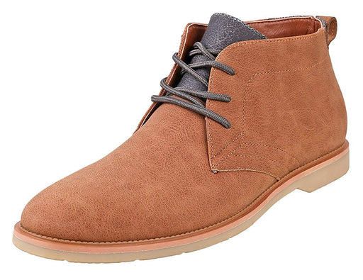 Ferro Aldo Men's Marvin Ankle Boots | Lace Up | Fashion | Casual | Chukka