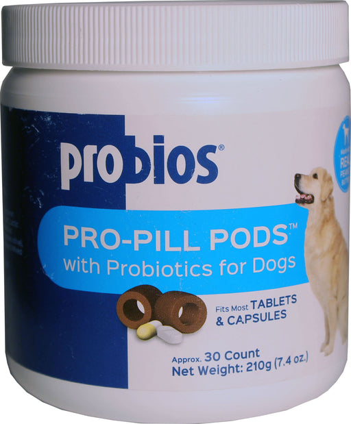 Vets Plus Probios    D - Pro-pill Pods With Probiotics For Large Dogs