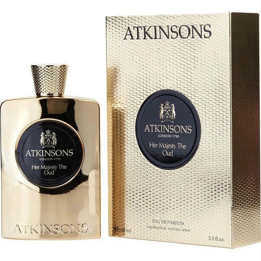 Atkinsons Her Majesty The Oud By Atkinsons Eau De Parfum Spray 3.3 Oz