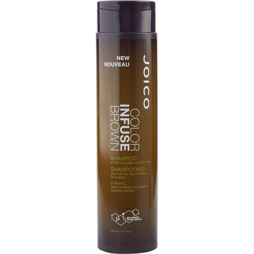 Color Infuse Brown Shampoo 10.1 Oz