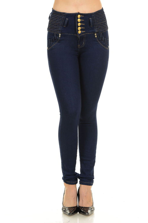 M.Michel Jeans, Levanta Cola, Push-Up - G235