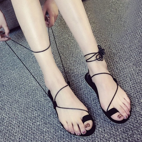 Women Sandals For Female Summer Flat Shoes