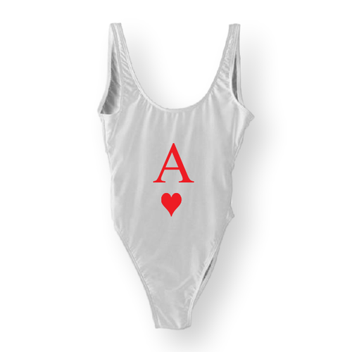 Ace of Hearts One Piece [HALLOWEEN '18]