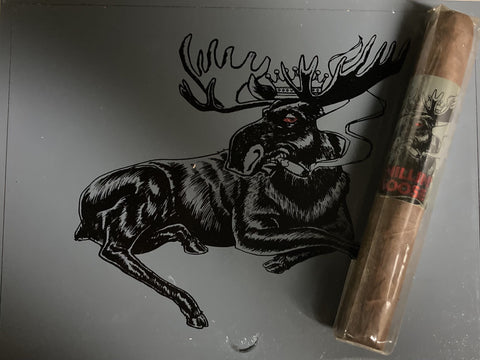Chillin Moose Cigar