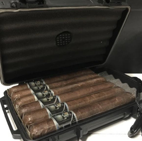 Frontline Six Shooter Cigar Sampler