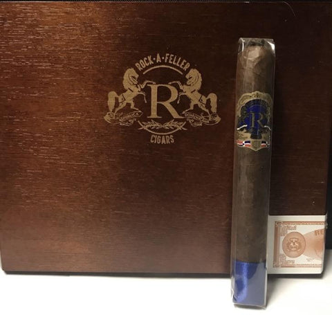 Rock A Feller Dominican Blue