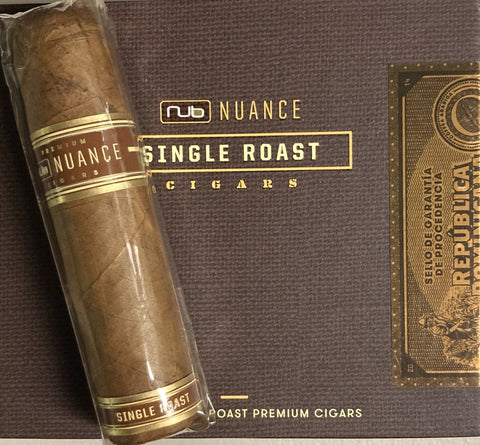 Nub Nuance Single Roast Cigar