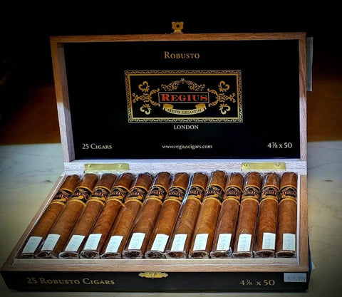 Regius Black Label Cigar