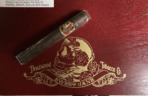 Deadwood Tobacco Sweet Jane Cigar