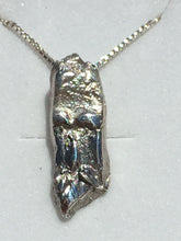 Load image into Gallery viewer, Forest Wizard (Old Man of the Forest) Fine Silver Pendant